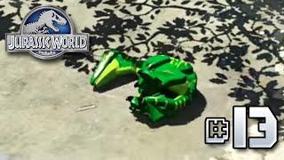 getlinkyoutube.com-Compy Feetsies!! Jurassic World LEGO Game - Ep13