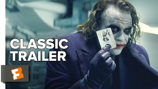 getlinkyoutube.com-The Dark Knight (2008) Official Trailer #1 - Christopher Nolan Movie HD