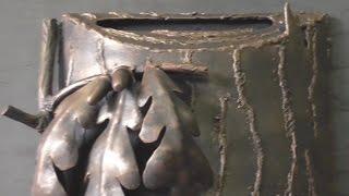 getlinkyoutube.com-холодная ковка почтовый ящик кованый