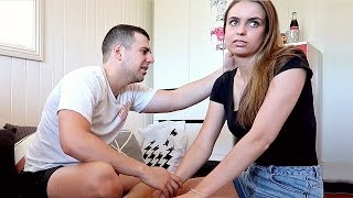 getlinkyoutube.com-CHEATING Hickey PRANK on Boyfriend - SHE GOT REVENGE!