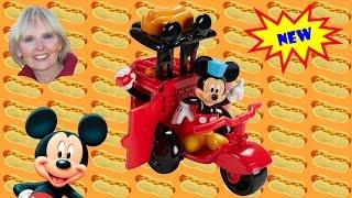 getlinkyoutube.com-♥♥ Mickey's Pop Up Hot Dog Shop