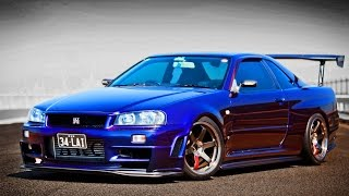 getlinkyoutube.com-Ultimate Nissan Skyline GT-R R34 Sound Compilation #2