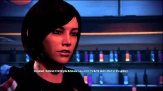 getlinkyoutube.com-Mass Effect 3: Citadel DLC Talking To Kasumi