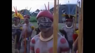 getlinkyoutube.com-Amazon Rain Forest Yanomami Tribes hard life