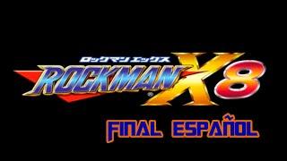getlinkyoutube.com-Rockman X8 [Final Español]