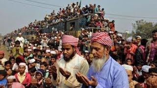 getlinkyoutube.com-:'(  Bangla Dua Boruna Mufti Sab.