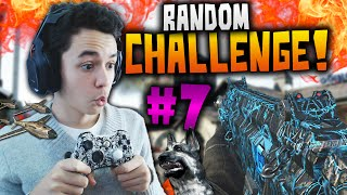 getlinkyoutube.com-SIN APUNTAR!! +MANDO & REGALO! Wow! Random Challenge #8 Black Ops 2 | TheGrefg