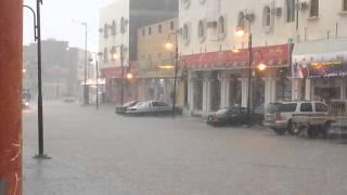getlinkyoutube.com-سكاكا الجوف هطول الأمطار بغزارة