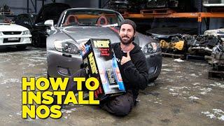 How To Install NOS