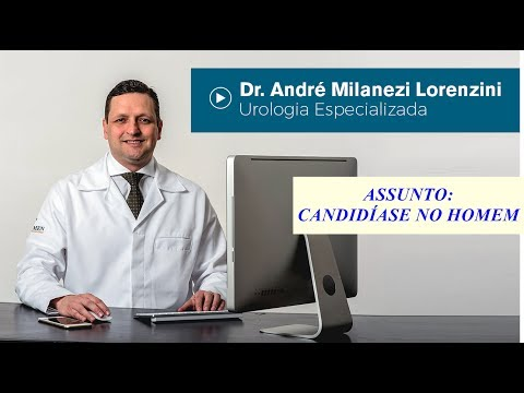 Candidíase no homem  -  Instituto de Urologia Especializada André Milanezi