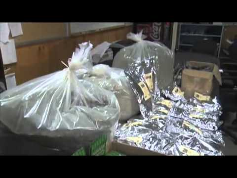 Beaumont police seize 125 lbs. of synthetic marijuana