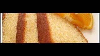 getlinkyoutube.com-طريقة عمل كيكة البرتقال الرائعة على طريقة والدتى
