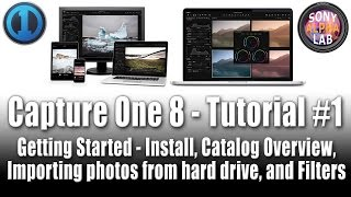 getlinkyoutube.com-Capture One Pro - Tutorials For Beginners Part #1