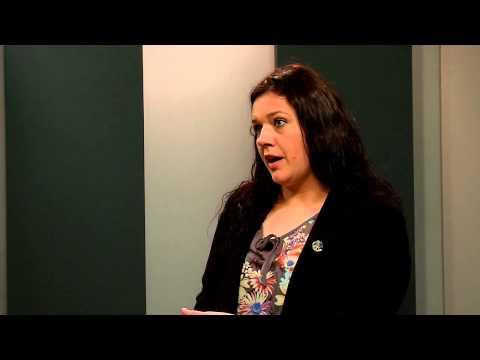 Caroline Simard est prête à travailler avec les gens du comté