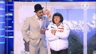 КВН 2013 Высшая лига Вторая 1/8 (03.03.13) ИГРА ЦЕЛИКОМ