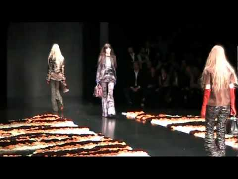 Roberto Cavalli Fall-Winter 2012/2013 - Milano Moda Donna