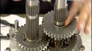 getlinkyoutube.com-Механическая КПП для мотоциклов.  Как это сделано. (How its Made)