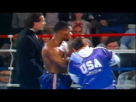 Mike Tyson Vs. Eddie Richardson HD