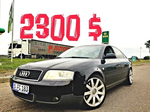 Авто з Європи Audi A6 2.4 за 2300$