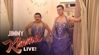 getlinkyoutube.com-Bachelorette Kaitlyn Goes Wedding Dress Shopping with Jimmy and Guillermo