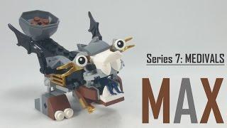 getlinkyoutube.com-LEGO Mixels   SERIES 7   How To Build/Instructions   Medivals MAX!