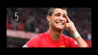 getlinkyoutube.com-Cristiano Ronaldo Top 15 Goals In Manchester United