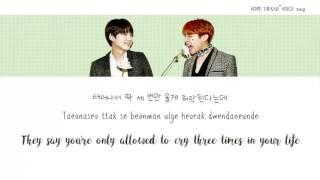 "getlinkyoutube.com-""SOPE-ME"" Vocal Duo – I Was Able To Eat Well (밥만 잘 먹더라) [Han|Rom|Eng lyrics]"