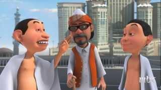 getlinkyoutube.com-#MBC1 - طيش عيال - الطريق الى مكة