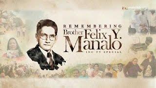 Tribute to Bro. Felix Y. Manalo