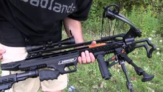 getlinkyoutube.com-Testlab - Review CX Intercept Crossbow