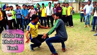 Dhola ve dhola teri yaari #Boys dance