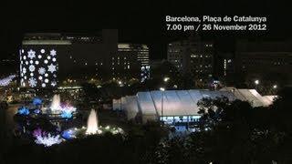 getlinkyoutube.com-Feliz Navidad desde Barcelona - BANCO SABADELL