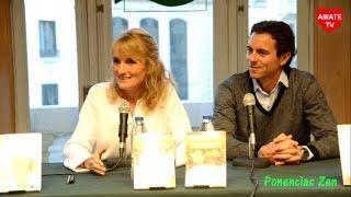getlinkyoutube.com-La alimentación respecto al Cáncer, deporte, etc, - Suzanne Powell - 22-02-2014 en Madrid
