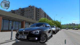 getlinkyoutube.com-City Car Driving 1.5.0 BMW 135i F20 [Logitech G27]