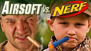 getlinkyoutube.com-Airsoft vs Nerf