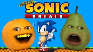 getlinkyoutube.com-Annoying Orange - SONIC UNFAIR (Ragequit) w/ Pear