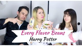 getlinkyoutube.com-Every Flavor Beans - Feijões magicos - Harry Potter | Familia Matsura