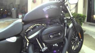 getlinkyoutube.com-2012 Iron 883 Short Shots Harley