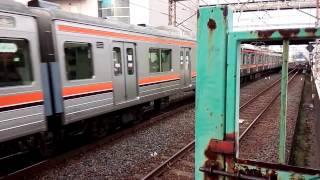 getlinkyoutube.com-【武蔵野線に新車両?】南武線からの転属編成!M51編成