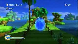 getlinkyoutube.com-Sonic Generations Fun Mod #02 - Lightspeed Homing Attack [with Download]
