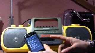 getlinkyoutube.com-Wireless music without Bluetooth: How to play music from your cell phone to FM radio