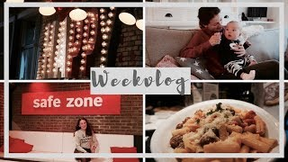 Naar the Voice of Holland, Happy Italy & meer #weekvlog 8  ♡ Eva Rose