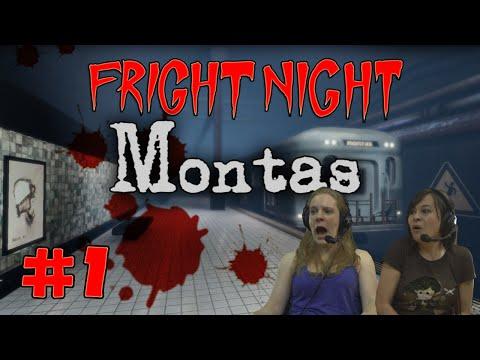 FRIGHT NIGHT: Montas #1 - Toilet Roulette!