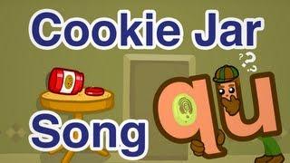 getlinkyoutube.com-Cookie Jar Song - Preschool Prep Company