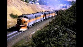 getlinkyoutube.com-Burlington Northern in the Beginning