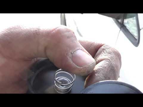 Ремонт Пічки VW Caddy та PDR на морозі