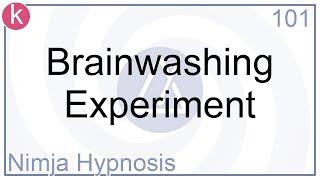 getlinkyoutube.com-Hypnosis - Brainwashing Experiment
