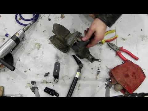 Замена амортизаторов сузуки сфивт