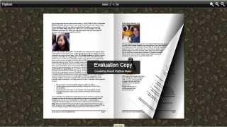 Flipbook maker tutorial by M Irfan fadhillah