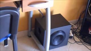 getlinkyoutube.com-Logitech Z-623 Sound Quality Test